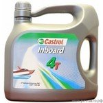 Масло моторное Castrol Inboard 4T