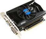 2Gb PCI-E DDR-5 MSI V809 N750Ti-2GD5/OCV1 (RTL) D-Sub+DVI+HDMI GeForce GTX750Ti