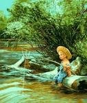 788 The little fisher boy