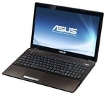 [Ноутбук ASUS K53Sc i5 2430M/4/500/DVD-Super-Multi/15.6quot; HD Non Glare/Nvidia 520MX 1GB/Camera/BT/Wi-Fi/Windows 7 Basic[90N8LC-254W1858-RD13AY