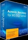 Acronis Recovery for MS SQL Server