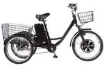 ELTRECO Электровелосипед E-Tricycle (GM Porter)