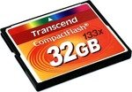 Transcend TS32GCF133 CompactFlash Card 32Gb 133x