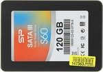 Накопитель  SSD 120 Gb SATA 6Gb/s Silicon Power Slim S60   SP120GBSS3S60S25   2.5