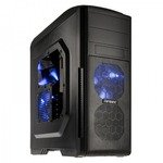 Корпус Miditower Antec GX500 Window ATX без БП, с окном