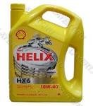 Масло моторное Shell Helix HX6 10W40 (4л)