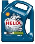Моторное масло Shell Helix HX7 10W-40, 4L
