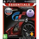 Игра для PS3 Медиа Gran Turismo 5 (Essentials)