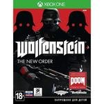 Видеоигра для Xbox One Медиа Wolfenstein:The New Order