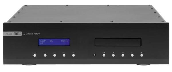 CD проигрыватель Musical Fidelity M6CD/DAC black