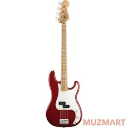 Fender STANDARD PRECISION BASS MN CANDY APPLE RED TINT