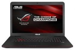 "Ноутбук ASUS ROG G771JW T7214T Core i5 4200H 2800MHz 8Gb DDR3 1Tb DVD-RW 17.3"" 1920x1080 GeForce GTX960M 2Gb WiDiBTGaming Carry bag & Headset & Gaming Mouse Windows 10 Black"