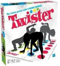 Twister OTHER GAMES Hasbro (98831)