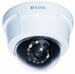 IP камеры D-Link D-Link DCS-6113V Full HD Vandal-Proof Fixed Dome Network Camera (LAN 1920x1080 f4mm BNC-out microSD 8 LED)