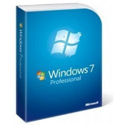 Microsoft Windows 7 Professional Rus 1pk BOX