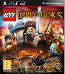 Игра для PS3 LEGO Властелин Колец (The Lord of the Rings) (PS3)