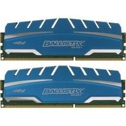 Память DDR3 2x4Gb 1866MHz Crucial BLS2C4G3D18ADS3CEU RTL PC3-14900 CL10 DIMM 240-pin 1.5В kit