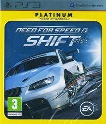 Игра для PS3 Need for Speed Shift (PS3)