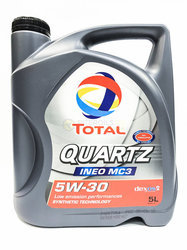 Total Quartz INEO MC3 5w30 (5л) 157103