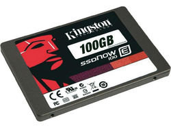 SE100S37/100G Kingston SSDNow E100 Enterprise SSD диск 100 Гб 2.5