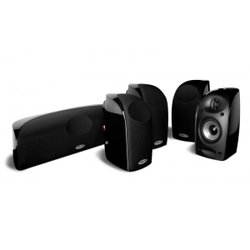 Комплект Polk Audio TL 150 BLACK (5.0) (TL Satell 4шт + TL1 Center)
