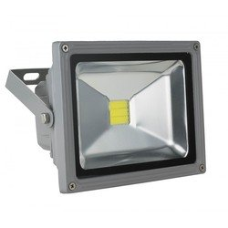 Прожектор уличный LED Cold White 20W AC85-220V50-60Hz 1600 Lm IP65. Lamper 601-321