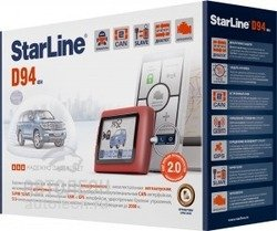 StarLine D94 2CAN GSM-GPS 2SLAVE T2.0