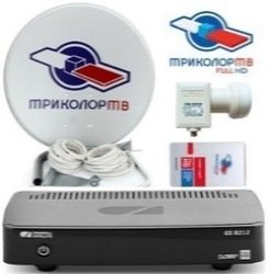 Триколор Full HD GS B532