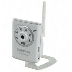 Интернет-камера   TRENDnet TV-IP312WN SecurView Wireless N IP Camera (LAN 640x480 f4.5mm 802.11bgnмикрофон6 LED)