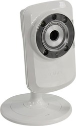 Видеокамера D-Link    DCS-932L  B2A    Wireless N Day  Night Network Camera (LAN 640x480 f3.15mm 802.11b  g  n микрофон 4 LED)