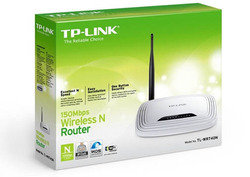 Wi-Fi Маршрутизатор TP-Link WR740N