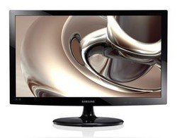 "Монитор 24"" TFT Samsung T24B300L 5ms Rose Black"