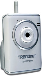 Бесповоротные: Интернет-камера «Trendnet TV-IP110W»