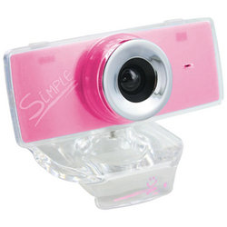 Web камеры CBR CBR WebCam S3 Pink (1280x1024 USB2.0 микрофон)