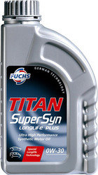 Моторное масло Fuchs TITAN SUPERSYN LONGLIFE PLUS 0W-30 1L