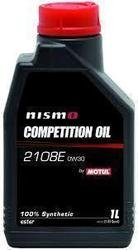 Моторное масло Motul NISMO COMPETITION OIL 2108E 0W-30 1L