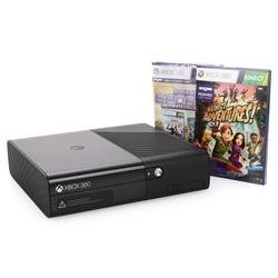 Игровая консоль Microsoft Xbox 360, 500 ГБ + KINECT + Kinect Adventures + Kinect Sports Ultimate