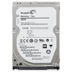 жесткий диск HDD 500ГБ Seagate Momentus Thin HDD ST500LM021