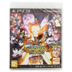 Игра Naruto Shippuden Ultimate Ninja Storm Revolution. Day One Edition PS3