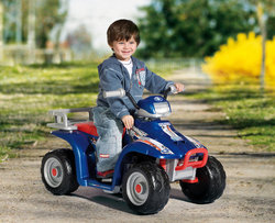 Электромобиль Peg-Perego Polaris Sportsman 400
