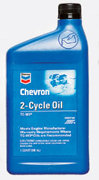 Моторное масло CHEVRON 2-Cycle