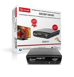D-Color DC910HD приставка DVB-T2