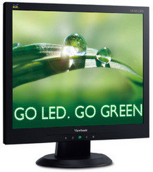 "Монитор LCD ViewSonic 17"" VA705-LED-2 1280 x 1024 60001 250cdm2 5ms 1601"