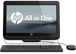 "Моноблок HP A2J94EA All-in-One 3420 Pro 20"" Intel Pentium G640 4GB 500Gb SuperMultiDVD webcam GigEth k+m DOS"