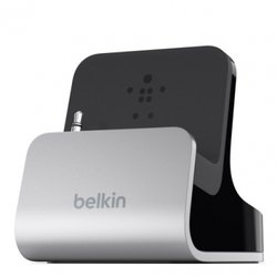 Док-станция для iPhone 5 Belkin Charge+Sync Dock with headphones port