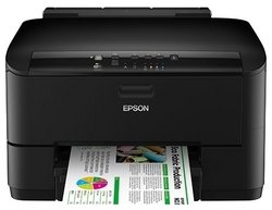 Принтер Epson WorkForce PRO WP-4025DW A4 4800x1200 2624ppm печать фотографий IEEE 802.11bgn дюплекс WiFi LAN USB 2.0