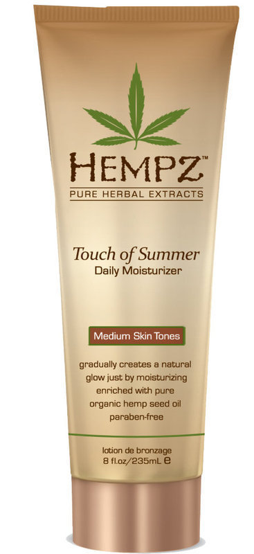 Hempz Touch of Summer Medium Skin 235мл