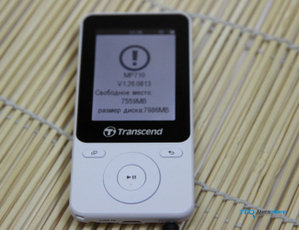 Flash/HDD плееры Transcend